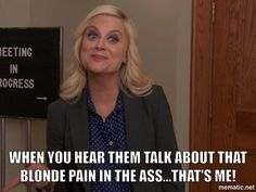 Leslie Knope and I have that in common #parksandrec
