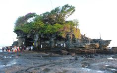Tanah Lot Tempel © Bettina Tabelander