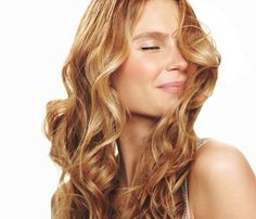 Fluff baby powder through roots when there's no time to style. It absorbs oil and texturizes for extra body.