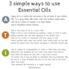 3 Simple ways anyone can start using essential oils » lifestyle blog