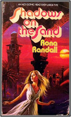 Shadows on the Sand by Rona Randall