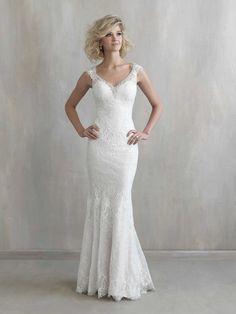 Vestido de Novia Allure MJ211 - Maribel Arango Novias