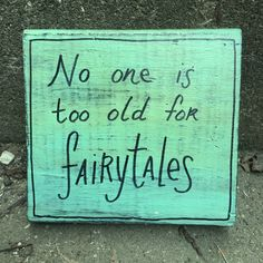 Original Word Art - FairyTales by whatifquirks on Etsy