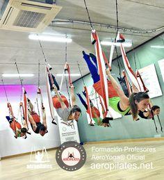 FOTO: RAFAEL MARTINEZ, EM FORMAÇAO PROFESSORES AEROPILATES® OFICIAL EM BRASIL E PORTUGAL