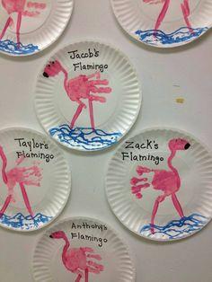 Diva Nails diva nails on and peoria Bird Crafts Preschool, Preschool Themes, Classroom Crafts, Classroom Decor Themes, Toddler Crafts, Crafts For Kids, Flamingo Craft, Flamingo Birthday, Flamingo Party