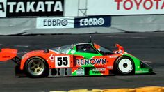 The four-rotor wail of a Mazda 787B is better than coffee it is the only car from a Japanese marque to win the 24 Hours of Le Mans as well as the only rotary-powered car to ever win