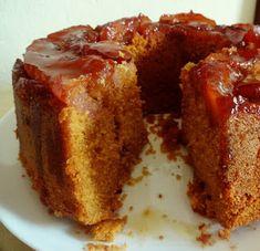 Bolo de Maçã | Segredos de um Gastronomo