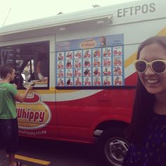Mr. Whippy makes happy. And uses Vend.
