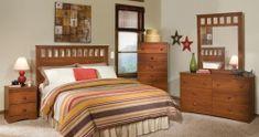 Bret Lee Bedroom Set