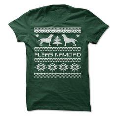 Fleas Navidad! For the ultimate Christmas & dog lover!  Only 19usd - buy here  https://www.sunfrogshirts.com/Fleas-Navidad-t-shirt.html?13063