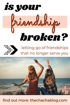 Sometimes friendships serve their purpose and are no longer beneficial. Here is how to move on. Friendship goals, friendship quotes, friendship struggles, best friends, questions to ask your best friend, friendship breakup, how to get over friendship breakup, quotes friendship breakup Friendship Breakup, Broken Friendship, Friend Friendship, Friendship Quotes, Mental And Emotional Health, Mental Health Matters, Mental Health Awareness, Letting Go Of Friendships, Your Best Friend