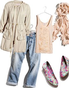 Cute Outfits to Put Together | wear spice up universitychic fashion clothes spring outfit i need