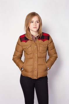 Rockford lightweight down insulated jacket