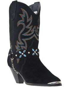 Beautiful dressy boot!  --  Womens Victoria Boot - Black