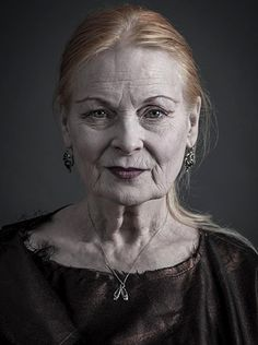 Vivienne Westwood by Andy Gotts