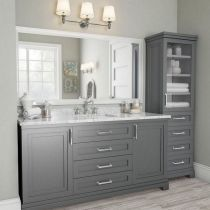 46 What Is So Fascinating About Gray And White Bathroom 130