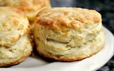 Easy Low Carb Almond Flour Biscuits {I add raisins coated in cinnamon/stevia, use coconut oil instead of butter and add 3 scoops of protein powder, 1/3 c almond milk} ... my food allergic grandson LOVES them!
