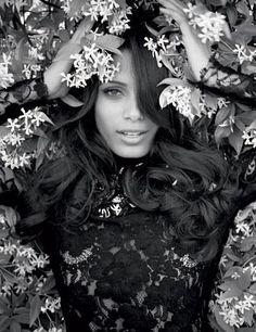 Freida Pinto's Photoshoot for L'oreal