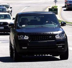 Range rover sport! Matte black!!!