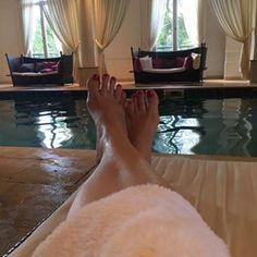 Je peux pas j'ai piscine... #piscine #spa #hotelmontroyal #hotelmontroyalchantilly #chantilly #tiarahotel