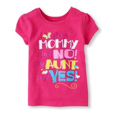 For my future niece