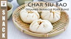 ซาละเปา Char Siu Bao (Steamed Barbecue Pork Buns) | Malaysian Chinese Kitchen