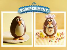 M&S Easter Penguin Egg!