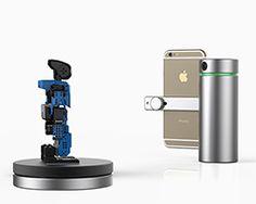 eora 3D creates high-quality digital scans using a smartphone