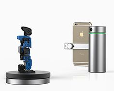 eora 3D creates high-quality digital scans using a smartphone