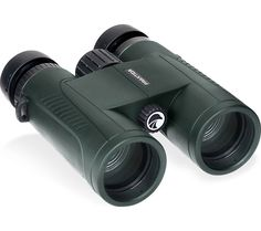 Buy PRAKTICA Odyssey BAOY1042G 10 x 42 mm Binoculars - Green, Green Price: £149.99 Top features:- Fully multicoated and phase-corrected lenses for clear images- Twist-up eye cups so you can position them perfectly- Large focus knob for easy usage- Waterproof so that you are never held back- Tripod-compatible so you can use the binoculars for long sessionsFully multicoatedAdd new depth to your...