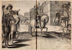 Dariusz caballeros: Antoine de Pluvinel - images from the treatise part 2