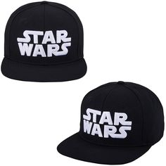 Unisex Mens Womens STAR WARS Logo Adjustable Baseball Hiphop Snapback Hats Caps #hellobincom #BaseballHiphopHatCap