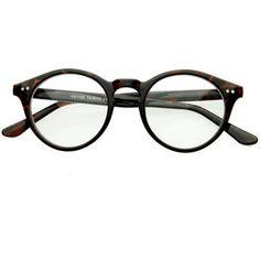 cf0cc8cb43 Vintage European Clear Lens Small Round Glasses 8403 Lunette De Vue,  Lunettes, Montures De