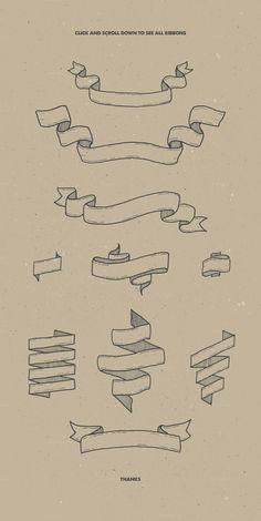 Desenhos simples para você copiar, treinar e firmar seu traço