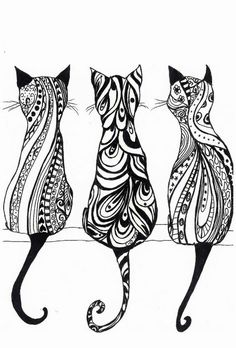 Doodles catzz