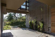 Casa de las Arenas Cambiantes, Wellfleet, MA - Ruhl Walker Architects - foto: Jane Messinger