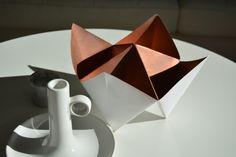 Diy-origamikulho