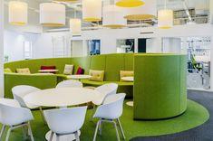 Inside an Activity-based Office in Helsinki - Office Snapshots