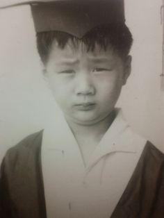 許鴻鑫: 幼稚園畢業照