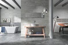 Exceptional Der Neue Trend Für Das Badezimmer: Betonoptik