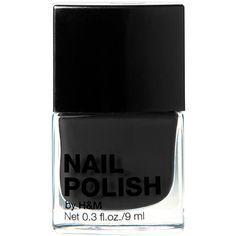H&M Nail polish ($1.39) ❤ liked on Polyvore featuring beauty products, nail care, nail polish, beauty, makeup, nails, accessories and h&m nail polish