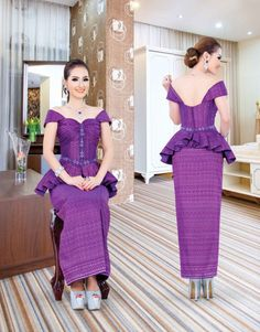 The Best Khmer Traditional Dress For Women 2015 - Sattrey