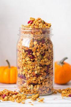Pumpkin+Granola
