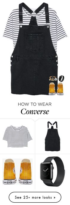 """""""new layout in description :)"""" by k-hufflepuff on Polyvore featuring A.L.C., MANGO and Warner Bros."""