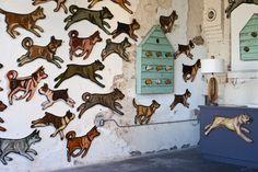 "ArtPrize 2012 at DeVos Place: ""Running Dogs"" by Kent Ambler"