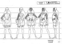 Flashback Universe Blog: Pierre Speaks: Animation 4 - Design
