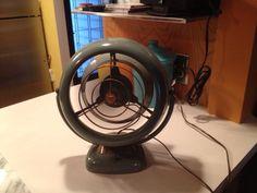 1953 Vornado multi-speed electric fan