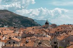 Dubrovnik. Photo by Markus Clemens on Unsplash