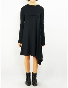 Y's wool dress / Yohji Yamamoto