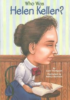 My Daughter\'s Third Grade Biography Bottle Buddy Book Report - Helen ...